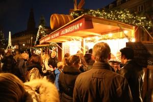 Julehygge på Højbro Plads Julemarked