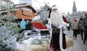 Julemanden på Højbro Plads