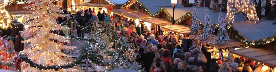 Julemarked Højbro Plads