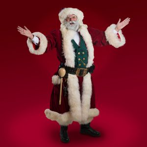 Mød julemanden og ta en selfie